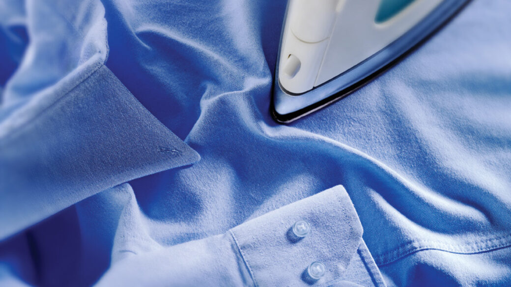 Top 5 tips for keeping your iron young and fresh