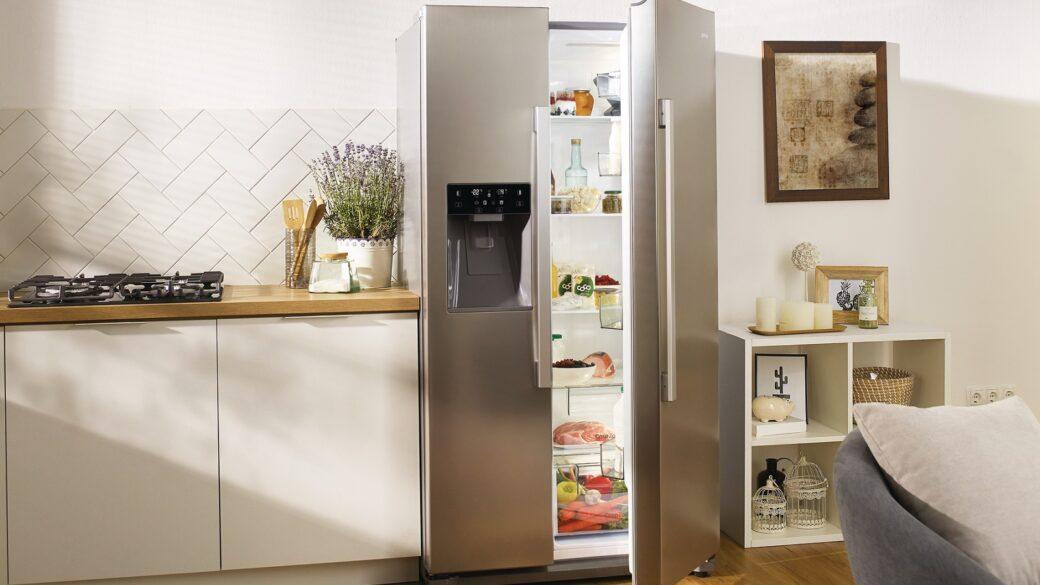 Več prostora v hladilniku pomeni boljšo organizacijo in manj pogoste nakupe