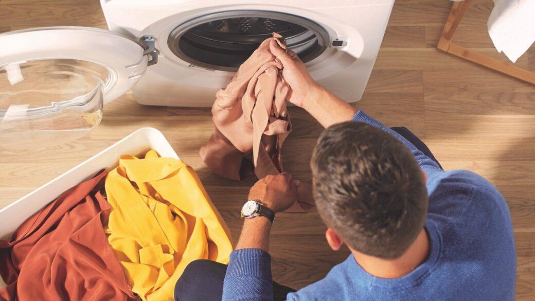 S parnimi programi na svojem pralnem stroju boste prihranili čas, denar in trud.