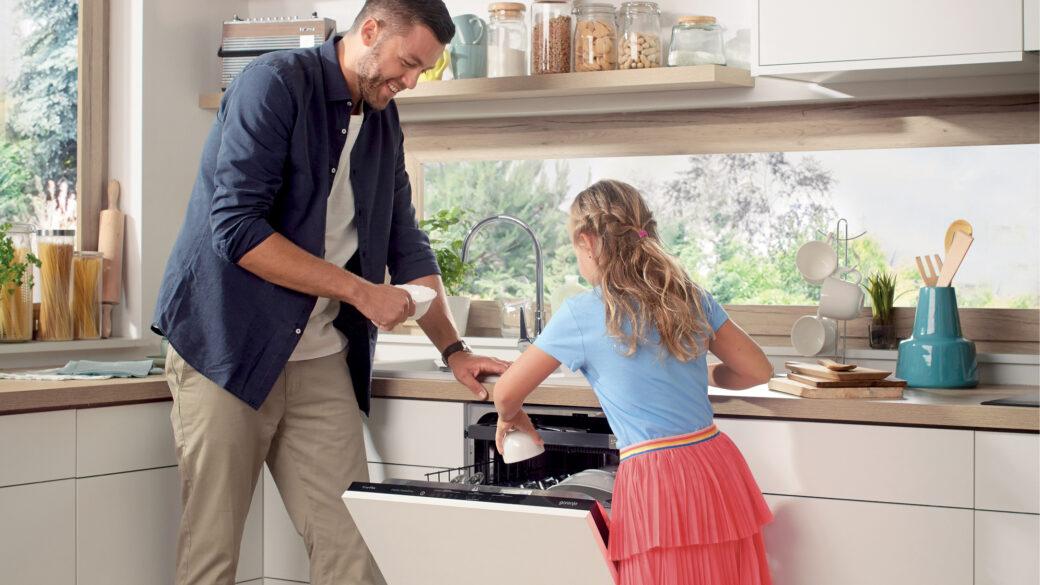 Šolanje doma za opravljanje gospodinjskih opravil