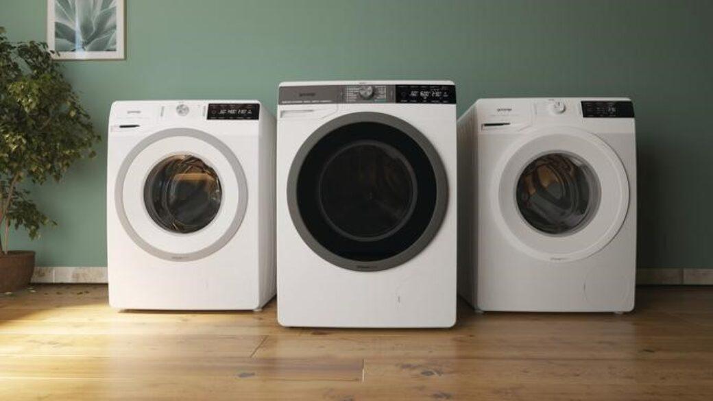 Údržba pračky
