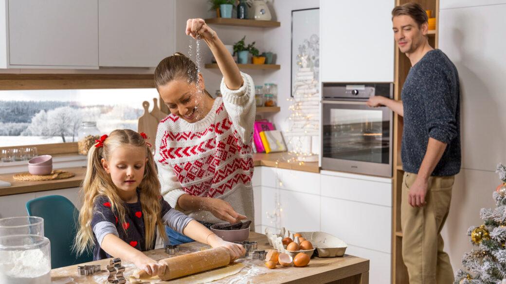 Pripravite dom na božič v treh preprostih korakih