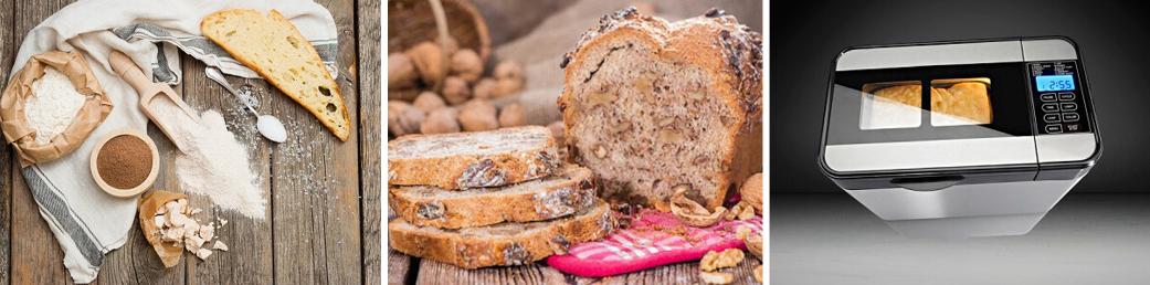 Brotbackautomat: Tipps, damit das Brot garantiert gelingt