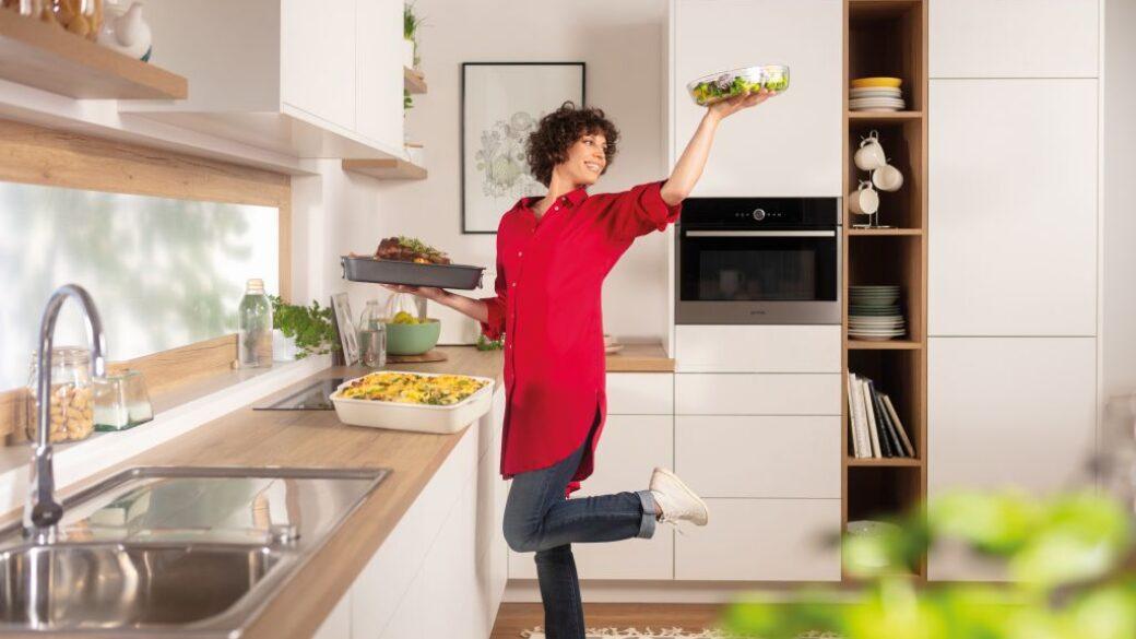 Jak zařídit kuchyni pro jednodušší život